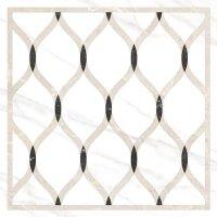 Керамическая плитка Vitra Marmori Классический Декор Лаппато Ректификат 60х60