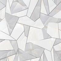 Керамическая плитка Delacora Onyx Titan Панно Mineral 75x75