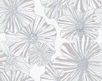 Керамическая плитка Kerlife Splendida Blanco панно белый 40.2x50.5см