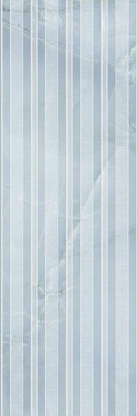 Керамическая плитка Gracia Ceramica Stazia blue decor 02 300х900