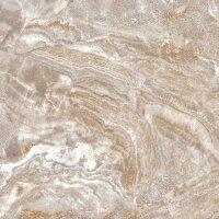Керамическая плитка Kerranova Premium Marble бежево-серый 60х60см