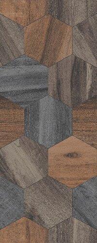 Керамическая плитка Керамин Миф 1 20х50см