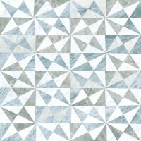 Керамическая плитка Vitra Marmori Декор Геометрический Микс Лаппато Ректификат 60х60