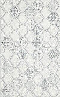 Керамическая плитка Paradyz Kwadro Brook Grys motyw A плитка настенная 25х40
