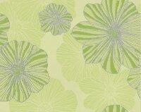 Керамическая плитка Kerlife Splendida Verde панно зеленый 40.2x50.5см