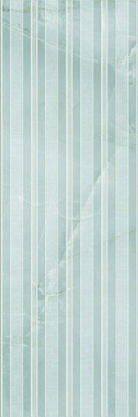 Керамическая плитка Gracia Ceramica Stazia turquoise decor 02 300х900
