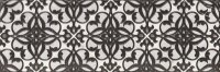 Керамическая плитка Gracia Ceramica Velutti black decor 01 250х750
