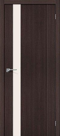 Дверь межкомнатная el-PORTA(Эль Порта) Porta-11 Wenge Veralinga