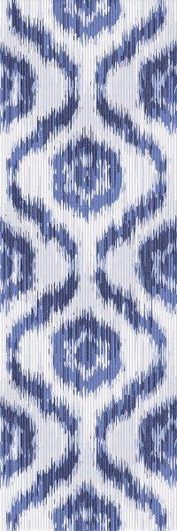 Керамическая плитка Керамин Вилландри 2Д 25х75см