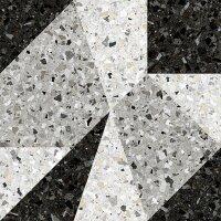 Керамическая плитка Керамин Терраццо 1Д 50х50см