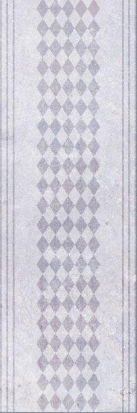 Керамическая плитка Gracia Ceramica Olezia grey light wall 03 300х900
