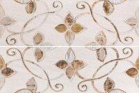 Керамическая плитка Gracia Ceramica Verona grey panno 01 750х500