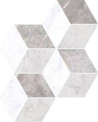 Керамическая плитка Vitra Marmori Микс Декор Ромб Теплый Микс 24x30