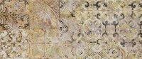 Керамическая плитка Gracia Ceramica Patchwork beige decor 02 250х600