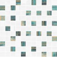 Керамическая плитка Delacora Aquarelle Декор Mosaic 30.5x30.5