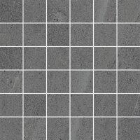Керамическая плитка Italon 610110000129 Contempora Carbon Mosaico 30x30