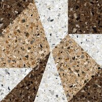 Керамическая плитка Керамин Терраццо 3Д 50х50см