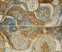 Керамическая плитка Gracia Ceramica Marvel beige panno 01 600х500