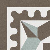 Керамическая плитка Gracia Ceramica Prima multi decor 01 200х200