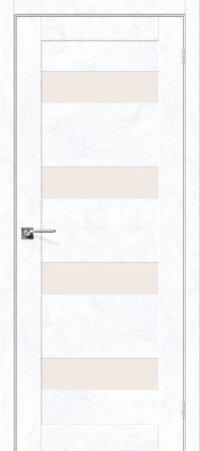 Дверь межкомнатная el-PORTA(Эль Порта) Легно-23 Snow Art