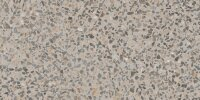 Керамогранит Vitra Terrazzo-X Темный Лаппато Ректификат 30х60 K949776LPR01VTE0