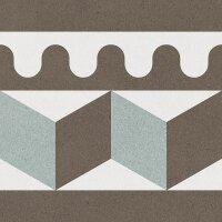 Керамическая плитка Gracia Ceramica Prima multi decor 02 200х200