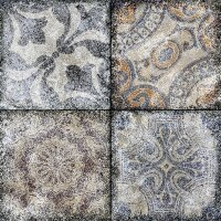 Керамическая плитка Керамин Тинторетто 1 тип 2 50х50см