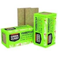 Утеплитель GreenGuard УНИВЕРСАЛ 1200х600х50мм (5.76м2)