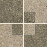 Керамическая плитка Paradyz OPTIMAL Brown декор 24.7х24.7