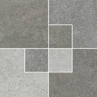 Керамическая плитка Paradyz OPTIMAL Antracite декор 24.7х24.7