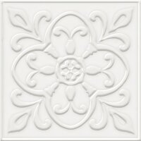 Керамическая плитка Gracia Ceramica Moretti white PG 02 200х200