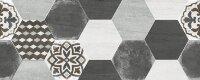 Керамическая плитка Керамин Винтаж 1Д 20х50см