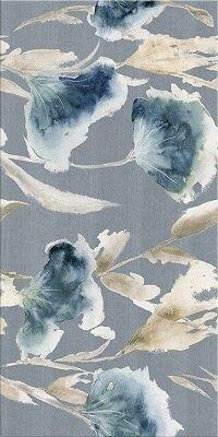 Керамическая плитка Azori Aura Atlantic Декор Floris 31.5x63