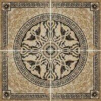 Керамическая плитка Kerlife Marmo панно мраморный 66.5x66.5см