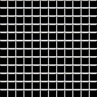 Керамическая плитка Paradyz Мозаика Altea Nero 29.8х29.8 чип 2.3х2.3