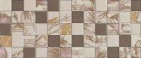 Керамическая плитка Gracia Ceramica Allegro beige wall 03 600х250
