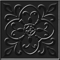 Керамическая плитка Gracia Ceramica Moretti black PG 02 200х200