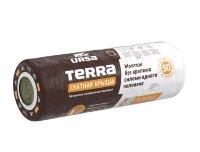 Утеплитель Урса ТЕРРА 35 QN Скатная крыша 4500х1200х100мм (5.4м2)