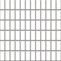 Керамическая плитка Paradyz Мозаика Altea Bianco 29.8х29.8 чип 2.3х4.8