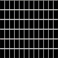 Керамическая плитка Paradyz Мозаика Altea Nero 29.8х29.8 чип 2.3х4.8