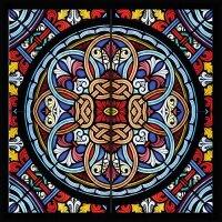 Керамическая плитка Gracia Ceramica Glass multi border 01 50х50