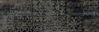 Керамическая плитка Lasselsberger ВЕНСКИЙ ЛЕС декор черный 19.9х60.3см (3606-0022)