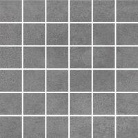 Мозаика Cersanit Townhouse TH6O406 темно-серый 30х30см
