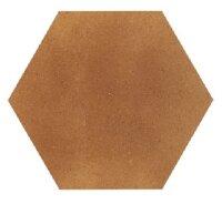 Керамическая плитка Paradyz Клинкер Aquarius Beige Heksagon напольная 26x26
