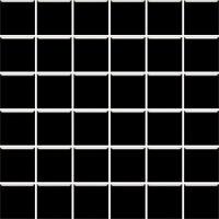 Керамическая плитка Paradyz Мозаика Altea Nero 29.8х29.8 чип 4.8х4.8