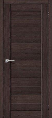 Дверь межкомнатная el-PORTA(Эль Порта) Porta-21 Wenge Veralinga