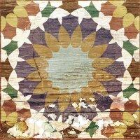 Керамическая плитка Gracia Ceramica Belinda multi PG 02 200х200
