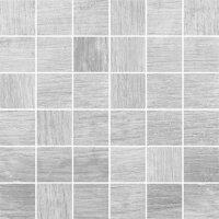 Керамическая плитка Paradyz TROPHY Bianco Mозаика резанная 29.8х29.8