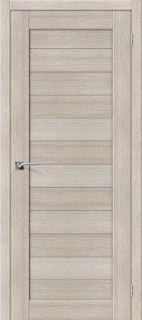 Дверь межкомнатная el-PORTA(Эль Порта) Porta-21 Cappuccino Veralinga
