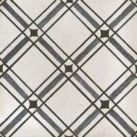 Керамическая плитка Lasselsberger СИЕНА вставка 1 универсальный 9.5х9.5см (3603-0085)